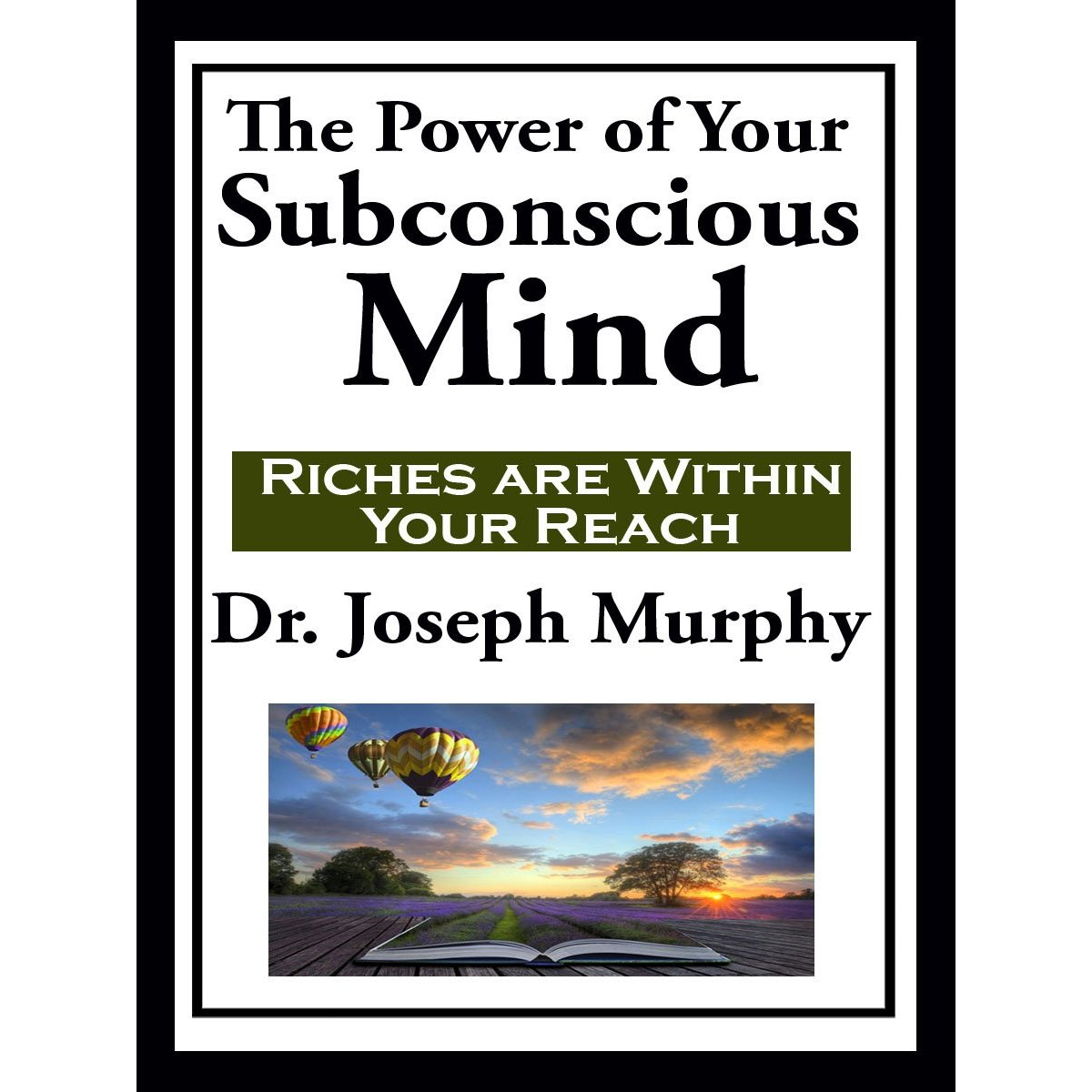 Multiple Conversations About The Power Of The Subconscious Mind